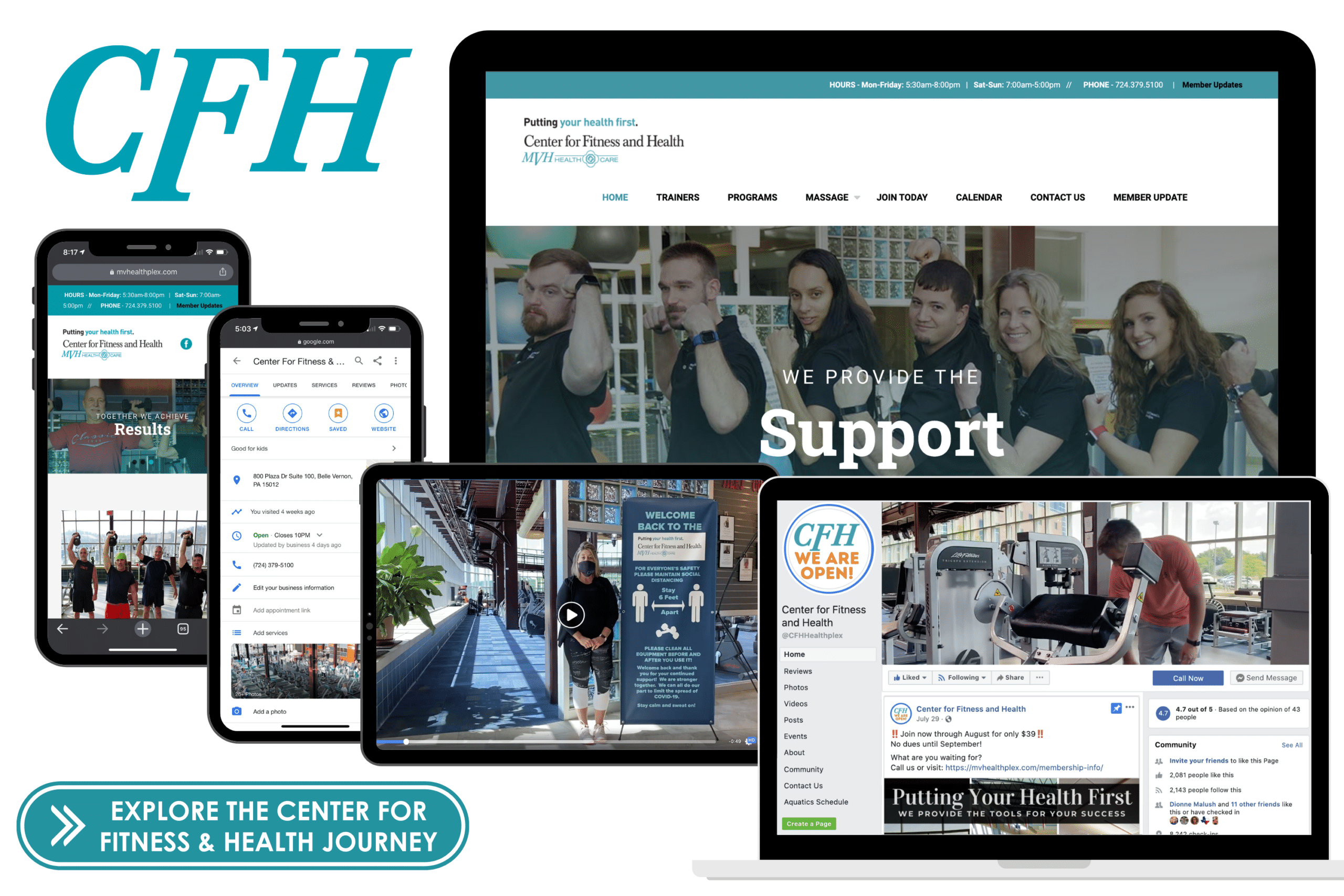 TFM Client Slider - CFH