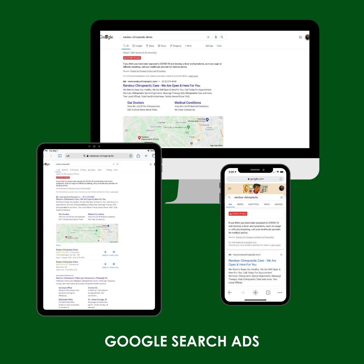 TFM Website - Client Feature Block - Randour - Google Search Ads_1200x1200